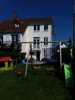 Nice House with Dishwasher and Kettle - Quiberville vacation rentals