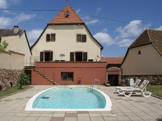 Bright 1 bedroom Gite in Gueberschwihr - Gueberschwihr vacation rentals