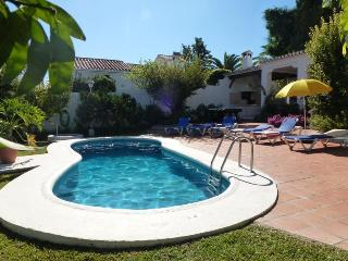 Villa Angeles: 3bedrooms, private pool, A/C, wifi - Nerja vacation rentals