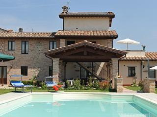Nice 1 bedroom Citerna House with Deck - Citerna vacation rentals