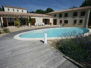 Perfect House with Internet Access and Tennis Court - Montouliers vacation rentals