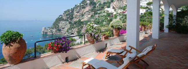 3 bedroom Villa in Positano, Positano, Amalfi Coast, Italy : ref 2230372 - Image 1 - Positano - rentals