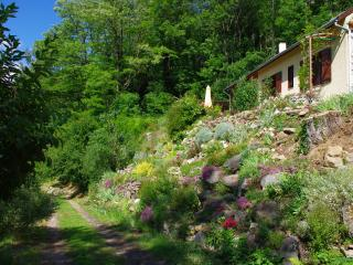 Sunny secluded spacious Pyrenees mountain house - Foix vacation rentals