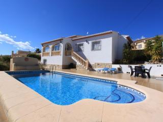 MJ000121-Wonderful 3 Bed Villa - Benitachell vacation rentals