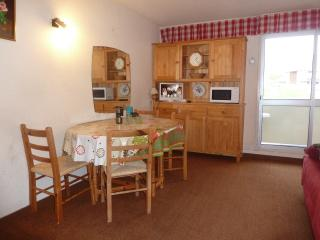 1 bedroom Apartment with Television in La Mongie - La Mongie vacation rentals