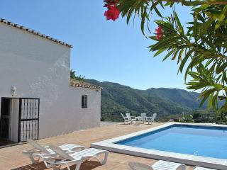 Charming House with Internet Access and Television - Sedella vacation rentals