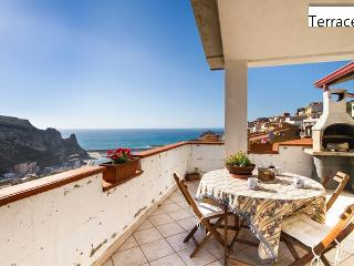 Buggerru Panoramic apartment. Sea view , terrace - Portixeddu vacation rentals