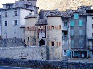 Maison Charvin: House in Entrevaux - Entrevaux vacation rentals