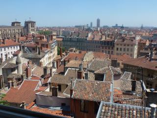 Duplex view&garden 1340 sq historical  Lyon - Lyon vacation rentals