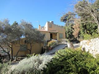 Face à  Ste Victoire de Cezanne et Picasso - Vauvenargues vacation rentals