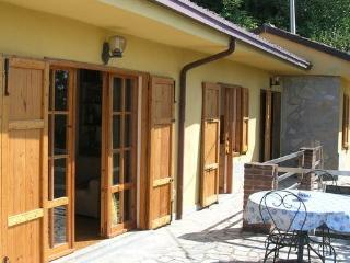 Lovely 2 bedroom Ruino Villa with Mountain Views - Ruino vacation rentals