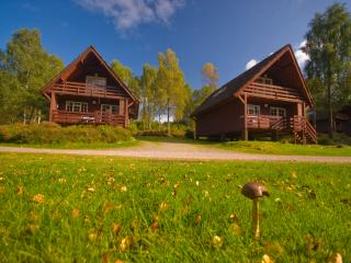 Tomich Holidays Cottages and Lodges with pool & wifi - Cannich vacation rentals