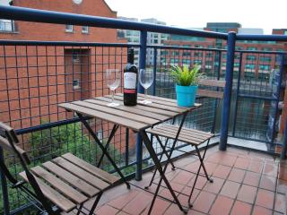 City centre with stunning view - Dublin vacation rentals