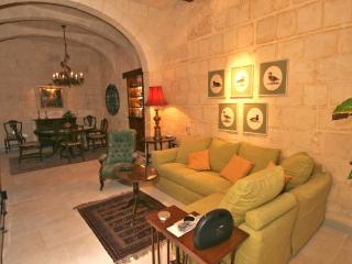 Luxury 17th Century Palazzo Apartment 3 - Valletta vacation rentals