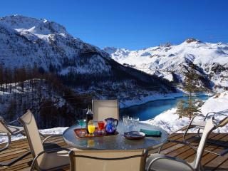 Chalet Colinn catered chalet sauna et hot tub - Val-d'Isère vacation rentals