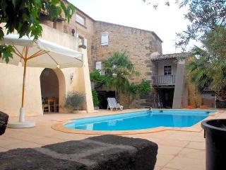 Large holiday villa in France, Aspiran sleeps 6-12 - Aspiran vacation rentals