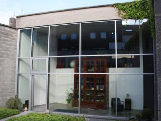 Design house with garden and private garage - Ghent vacation rentals