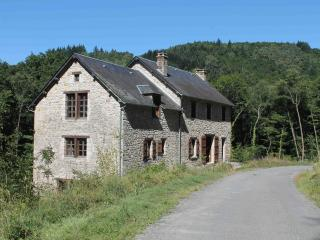 Lovely 2 bedroom Chamberet Watermill with Outdoor Dining Area - Chamberet vacation rentals