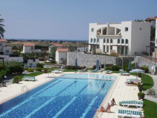 Perfect Condo with Shared Outdoor Pool and Washing Machine - Bahceli vacation rentals