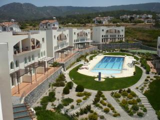 Perfect Condo with A/C and Tennis Court - Bahceli vacation rentals
