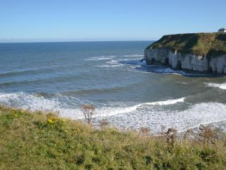 Nice Cottage with Central Heating and Television - Flamborough vacation rentals