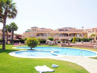 2 bedroom Townhouse with A/C in Pilar de la Horadada - Pilar de la Horadada vacation rentals