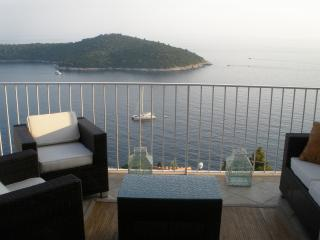 Duplex Holiday Apartment with spectacular views - Ploce vacation rentals
