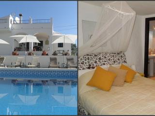 Casa Colina, Bed & Breakfast, Comares, Lemon Suite - Comares vacation rentals