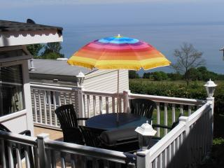 2 bedroom Chalet with Satellite Or Cable TV in Shaldon - Shaldon vacation rentals
