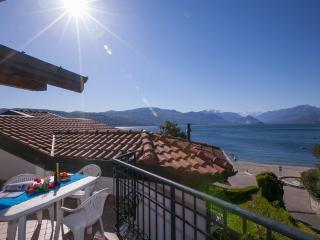2 bedroom Apartment with Internet Access in Leggiuno - Leggiuno vacation rentals