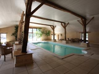 Nice Gite with Internet Access and Hot Tub - Usson-du-Poitou vacation rentals