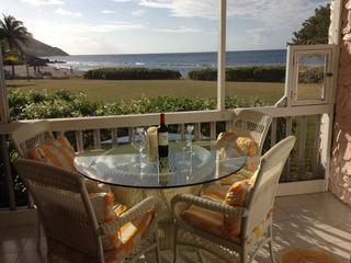 Oceanfront 2 Br Condo North Shore St. Croix Usvi At The Sea I 6 Gentle Winds Condo - Saint Croix vacation rentals