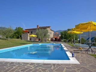 Le Sette Vene large house terrific position - Lisciano Niccone vacation rentals