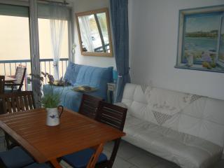 Beautiful Apartment in Gruissan with Dishwasher, sleeps 4 - Gruissan vacation rentals