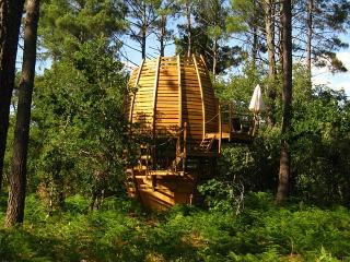 Nice Tree house with Internet Access and Game Room - Captieux vacation rentals