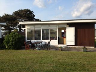 Lovely Chalet with Television and Children's Pool - Highcliffe vacation rentals