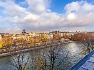 ILE SAINT-LOUIS VIEW ON SEINE - Paris vacation rentals