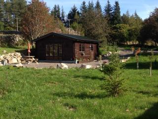 Romantic 1 bedroom Cabin in Castle Douglas - Castle Douglas vacation rentals