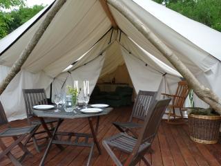 Safari Glamping - Sir Robert's Lodge - Stalbridge vacation rentals