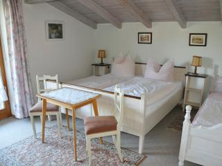 Comfortable Bed and Breakfast with Central Heating and Shared Outdoor Pool - Traunstein vacation rentals