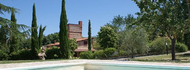 Villa Calatea - Image 1 - Rapolano Terme - rentals