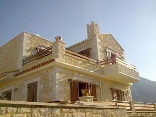 Kournas lake villa - Kournas vacation rentals