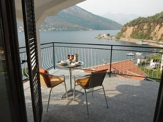 large villa with amazing views across from beach - Donja Lastva vacation rentals