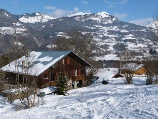 3 bedroom Condo with Internet Access in Morillon - Morillon vacation rentals