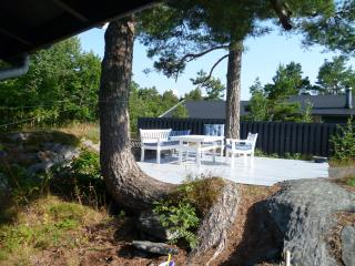 Nice House with Dishwasher and Short Breaks Allowed - Lillesand vacation rentals