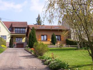 Nice Chalet with Balcony and Parking - Muhlbach-sur-Bruche vacation rentals