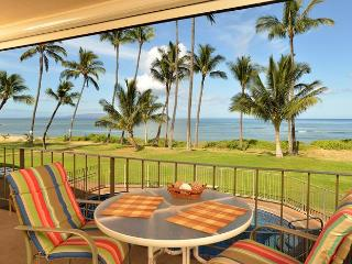 Hale Kai O'Kihei 2 Bedroom Ocean View 206 - Mauna Lani vacation rentals
