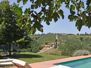 7 bedroom Villa in Barberino Val D Elsa, Firenze Area, Tuscany, Italy : ref 2230476 - Barberino Val d'Elsa vacation rentals