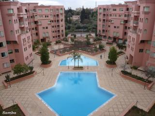 Apartment in Marrakech Hivernage with swimmingPOOL - Marrakech vacation rentals