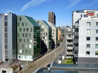 Budget rooms Oslo city center, sleeps 2 - Oslo vacation rentals